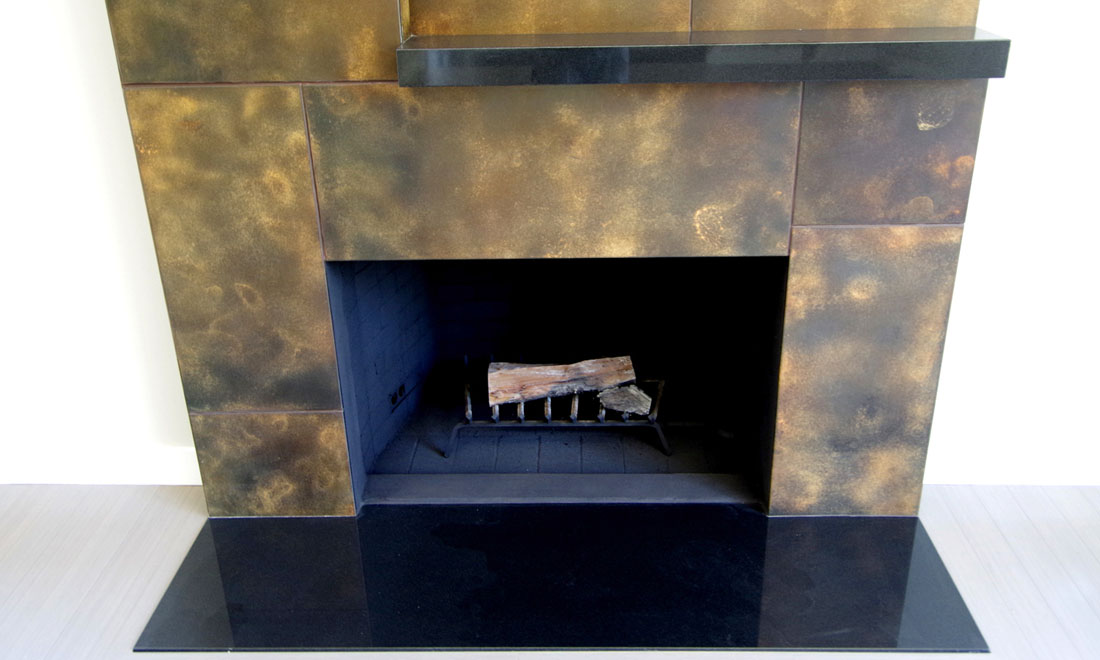 Fireplace Hearths Shelves
